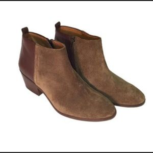 Madewell cigar the charley boots